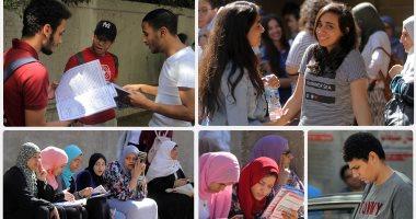 """""""مدارس مصر"""".. 23.2 مليون تلميذ بالتعليم قبل الجامعى.. 3.3% زيادة فى أعداد """"شباب المستقبل"""".. جهاز الإحصاء: 1.4 مليون طفل فى """"كى جى"""" .. 12.5 مليون تلميذ فى """"ابتدائى"""".. والمرحلة الثانوية الأقل بـ 2.1 مليون طالب"""