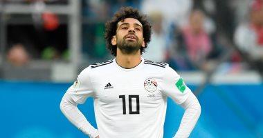 فيديو و صور.. محمد صلاح يسجل هدف تقدم الفراعنة على السعودية
