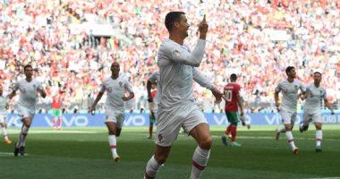 صور.. رونالدو يتصدر هدافى كأس العالم