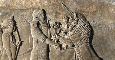 """صور.. المتحف البريطانى يحتفى بالعراق ويقدم """"أعظم ملك لم تسمع به من قبل"""""""