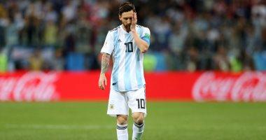 كأس العالم 2018.. حلم ميسي فى التتويج باللقب يتحول إلى كابوس