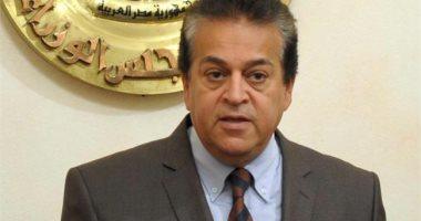 وزير التعليم العالى يبحث آليات التعاون بين مصر وبريطانيا مع وفد رفيع المستوى