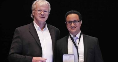 """عالم مصرى يفوز بجازة """"أوتوهان"""" العالمية من معهد ماكس بلانك للعلوم"""