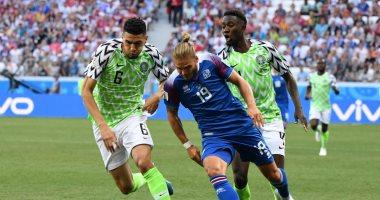 إحصائيات مباراة نيجيريا وأيسلندا فى كأس العالم 2018