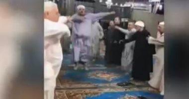وكيل أوقاف الدقهلية عن فيديو الرقص بالصلاة نستنكره وشكلنا لجنة لمناقشتهم