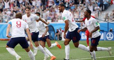 كأس العالم 2018 انجلترا تتقدم بنصف دستة أهداف على بنما