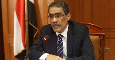 """""""رشوان"""": فاعلية إجراءات الإصلاح أدت لكثافة التواجد الإعلامى الأجنبى"""