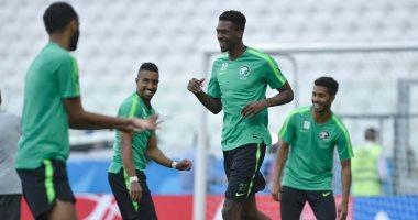 السعودية تختتم استعداداتها لمواجهة مصر فى كأس العالم صور