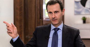 الأسد: الوجود العسكرى الروسى فى سوريا طويل الأمد وليس فقط لمكافحة الإرهاب