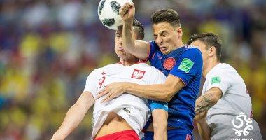 مباراة بولندا وكولومبيا
