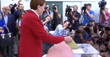 """فيديو.. رئيسة حزب تركى معارض تصف أردوغان ورجاله بـ """"حشرات الحصاد"""""""