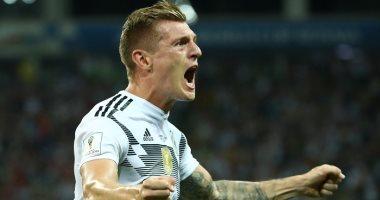 رسميًا.. استبعاد كروس من قائمة ألمانيا لمباراتي الأرجنتين وإستونيا