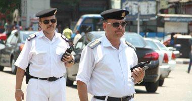 المرور يضبط 8335 مخالفة مرورية بمحاور و ميادين الجيزة خلال 24 ساعة