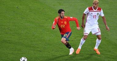 دورى الأمم الأوروبية.. إيسكو يضيف هدف إسبانيا السادس ضد كرواتيا