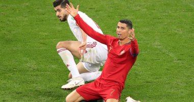 شاهد.. الإصابة تحرم رونالدو من استكمال مباراة البرتغال ضد صربيا