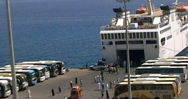 طوارئ بموانئ البحر الأحمر قبل عودة العمالة المصرية بالخليج لقضاء إجازة العيد