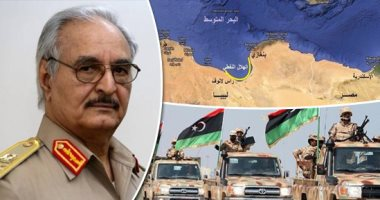 المجتمع الدولى يشيد بدور الجيش الليبى فى إعادة استقرار قطاع النفط