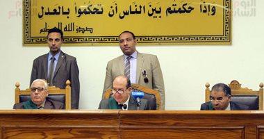 تأجيل إعادة محاكمة 7 متهمين فى قضية ثأر أوسيم لــ 23 مارس