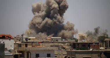 الجيش السورى يقضى على أخر تجمعات جبهة النصرة فى بلدة النعيمة بدرعا
