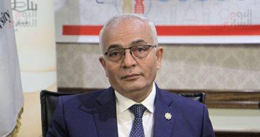 الدكتور رضا حجازى نائب وزير التربية والتعليم والتعليم الفنى
