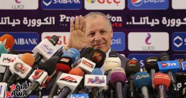 هانى أبو ريدة ينهى أزمة وسائل الإعلام المصرية في حفل قرعة أمم افريقيا