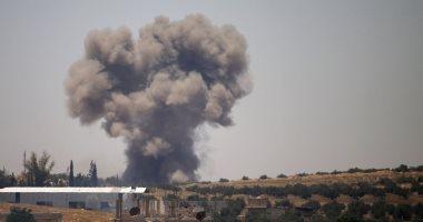 التحالف العربى يستهدف مقار لطائرات دون طيار للحوثيين باليمن