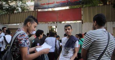 اعتماد نتيجة العينة العشوائية لامتحان العربى للثانوية العامة بنسبة نجاح 96.5%