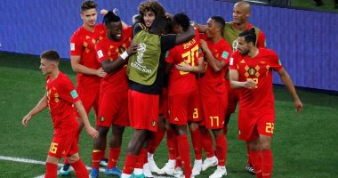 كأس العالم 2018 التشكيل الرسمى لمباراة بلجيكا ضد اليابان اليوم السابع