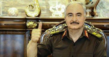 خليفة حفتر يبدى موافقته على وقف إطلاق النار بشرط سحب القوات التركية
