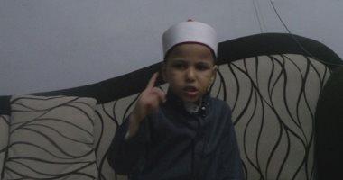 فيديو.. طفل عمره 4 سنوات يلقي خطبة دينية بالمساجد باللغتين الفرنسية و الألمانية