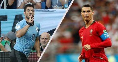 كأس العالم 2018.. التشكيل الرسمى لمباراة أوروجواى والبرتغال فى ثمن النهائى
