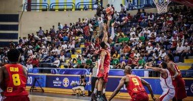 المغرب تفوز على أنجولا 47/61 فى تصفيات أفريقيا المؤهلة لمونديال السلة بالصين