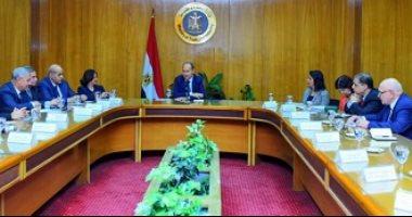 عمرو نصار: خطة لتطوير قطاعى الصناعة والتجارة ترتكز على 3 محاور رئيسية