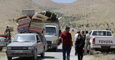 لجنة أممية: 290 ألف شخص نزحوا جراء الاوضاع المأساوية فى إدلب السورية