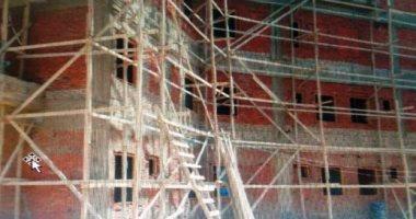 استمرار أعمال تطوير مستشفى الرمد بالزقازيق بتكلفة 11 مليون جنيه