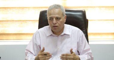 أشرف عامر يزور معسكر الإنتاج الحربى بشرم الشيخ