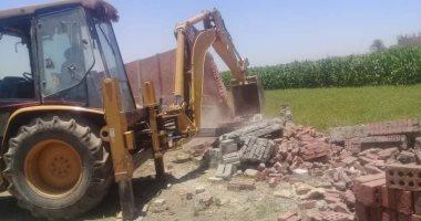 الزراعة: خسرنا 87014 فدانا خلال 8 أعوام بسبب 1.9 مليون حالة تعدٍ على أرض خصبة