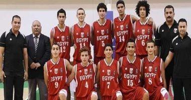 منتخب مصر للسلة يجهز سموحة لأفريقيا