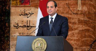 السيسي يصدق على إصدار قانون تنظيم الصحافة والإعلام والمجلس الأعلى
