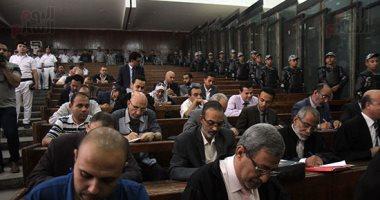 """اليوم.. استكمال إعادة محاكمة 73 متهمًا بـ""""فض اعتصام رابعة"""""""