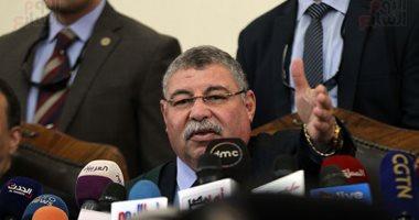 """زى بكرة.. الجنايات تحجز محاكمة بديع و738 متهما بـ""""فض اعتصام رابعة"""" للنطق بالحكم"""