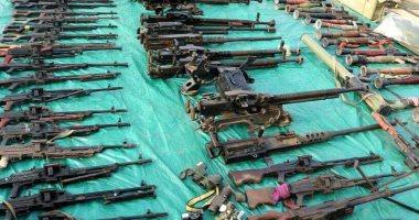 فى اليوم العالمى لتدمير الأسلحة ..إسبانيا تدمر 50.000 سلاح نارى