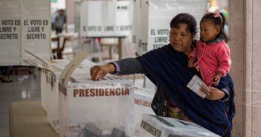صور.. انطلاق التصويت فى الانتخابات الرئاسية والتشريعية بالمكسيك