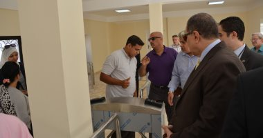 محمد سعفان: إنهاء استخدام النظام الورقى والتحول للإلكترونى نهاية 2018
