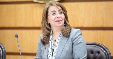 غادة والى: مصر حققت نجاحا فى حقوق المرأة بسبب الإرادة السياسية