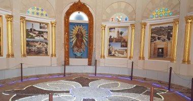 """12 إجراءً قامت به """"الآثار"""" لإحياء مسار العائلة المقدسة والترويج السياحى"""