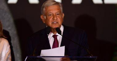 الرئيس المكسيكى يدعو نظيره الأمريكى لتطوير العلاقات الودية بين البلدين