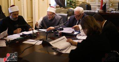اللجنة الدينية بالبرلمان توافق نهائيا على مشروع قانون تنظيم دار الإفتاء - صور