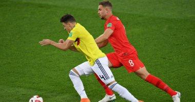 كولومبيا ضد إنجلترا.. ركلات الترجيح تحسم الفائز بالمواجهة المثيرة