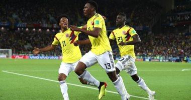 ياري مينا يصنع التاريخ مع كولومبيا فى كأس العالم.. فيديو وصور